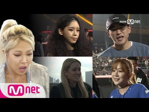 show me the money6 [최초공개] 여성 래퍼 + 더블케이 1차 예선 미리보기(feat.제시) 170630 EP.0