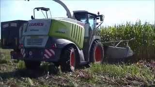 BEST of Corn Silage 2014 FendtClaasKroneJohn Deere Agri Ale