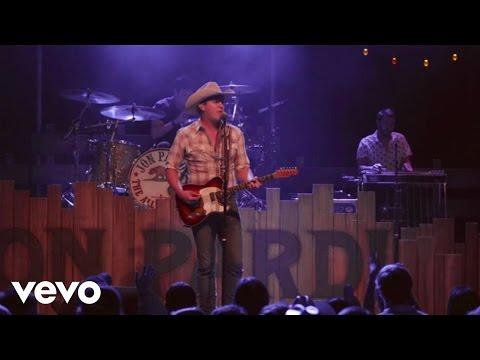 Jon Pardi - Heartache On The Dance Floor (Performance Video)