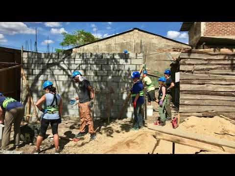 Habitat for Humanity Nicaragua - Time Lapse