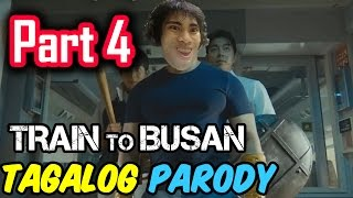 Train To Busan Parody   PART 4 (Tagalog / Filipino Dub) - GLOCO