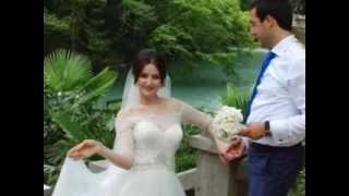 Абхазская свадьба. Эрик и Арда.
