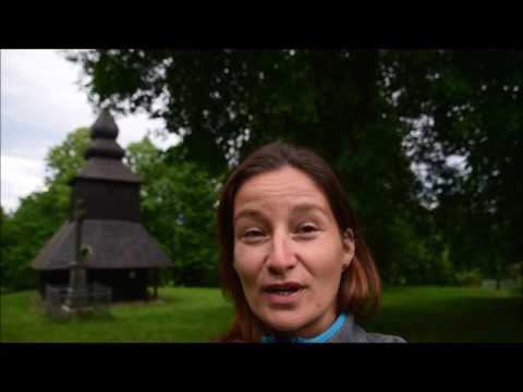 Ruska Bystra UNESCO wooden church