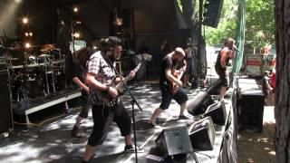 HEAVY MONTREAL 2015 -MASS MURDER MESSIAH live - 8/08/2015