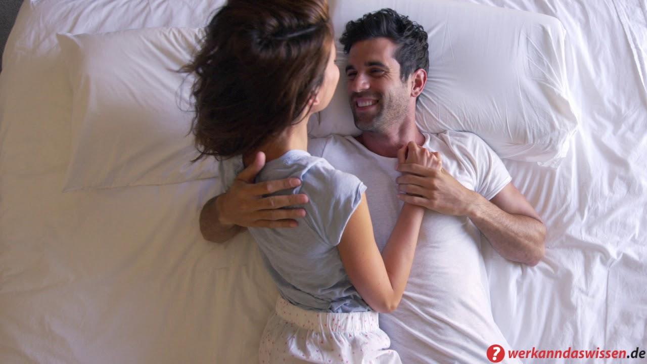 Wie lange überleben Spermien in der Frau? - YouTube