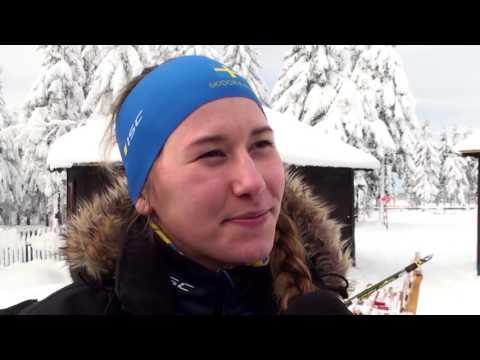 SkiO Wcup 2016-2: Oberwiesenthal, Germany: [WOMEN LONG]