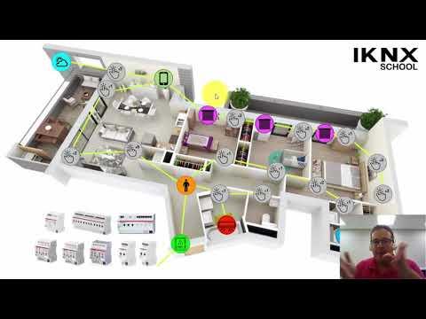 Intro Tutorial Diseño de proyectos KNX