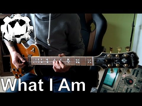 Crown The Empire - what i am (Guitar Cover)