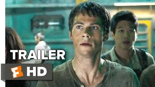 Maze Runner: The Scorch Trials Official Trailer #2 (2015) - Dylan O