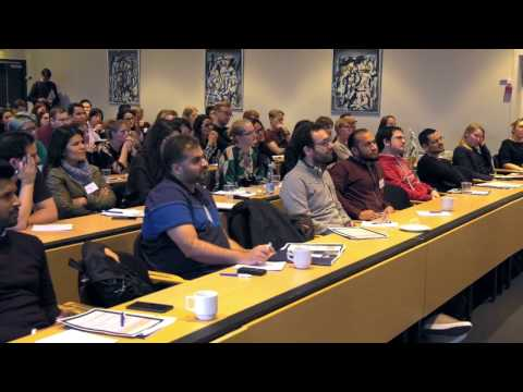 Conference on PhD career paths Poul Toft Frederiksen