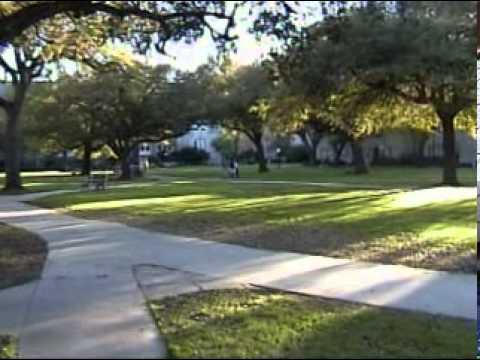 Tulane University Campus Tour - Early 2002