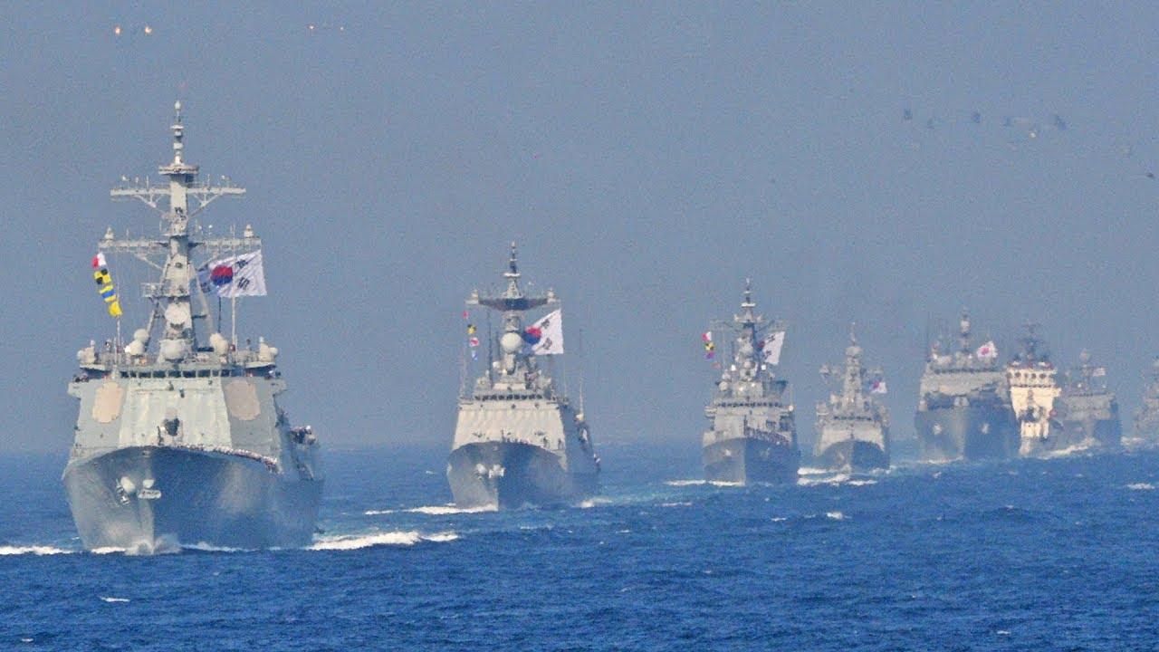 South Korea To Send Troops To Strait of Hormuz Under U.S. Pressure