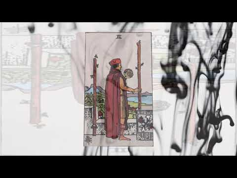 2 Of Wands Reversed  Tarot card meanings & History of tarot