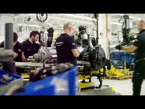 Lamborghini's carbon fiber takes off aboard the International Space Station