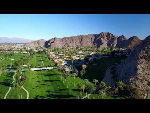 DJI Mavic Drone - Indian Wells Country Club