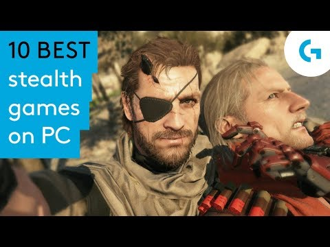 Best Stealth Games For PC