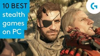 Best stealth games f๐r PC