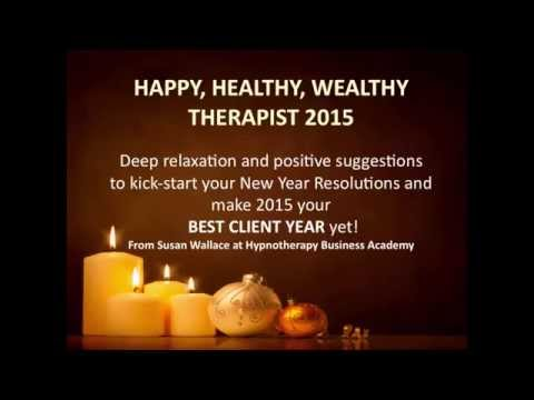 Happy, Healthy, Wealthy Therapist 2015