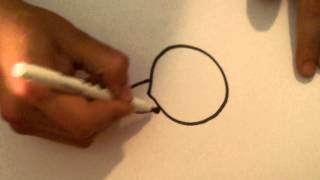 Easiest way to Draw a Spider - How to Draw Easy Things