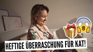 KAT'S GEBURTSTAGSÜBERRASCHUNG! | 04.09.2018 | ✫ANKAT✫
