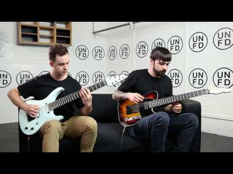 Northlane - Citizen [Guitar Playthrough]