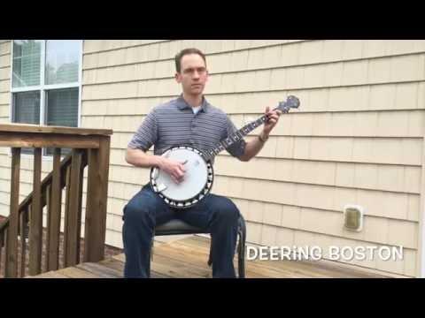 4 Banjo Comparison: Deering, Hatfield, Yates, Gibson