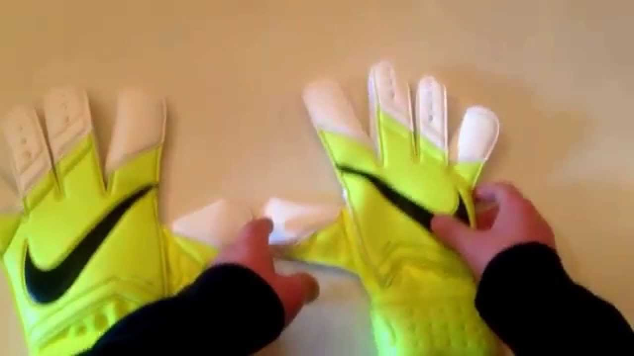 guantes de arquero nike grip 3