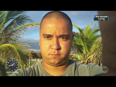 Homem é baleado e morto na frente da família durante assalto no Rio | SBT Notícias (04/06/18)