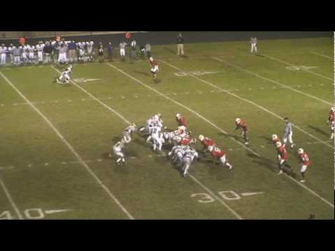 Jeremy Harper Football Highlight