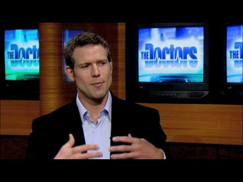 Dr. Travis Stork From The Doctors Talks With Hot Topics