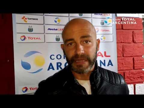 Sebastián Méndez - DT de Belgrano de Córdoba