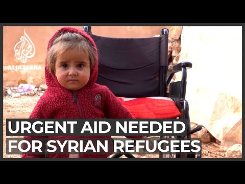 Syria: UN says urgent aid needed for three million displaced