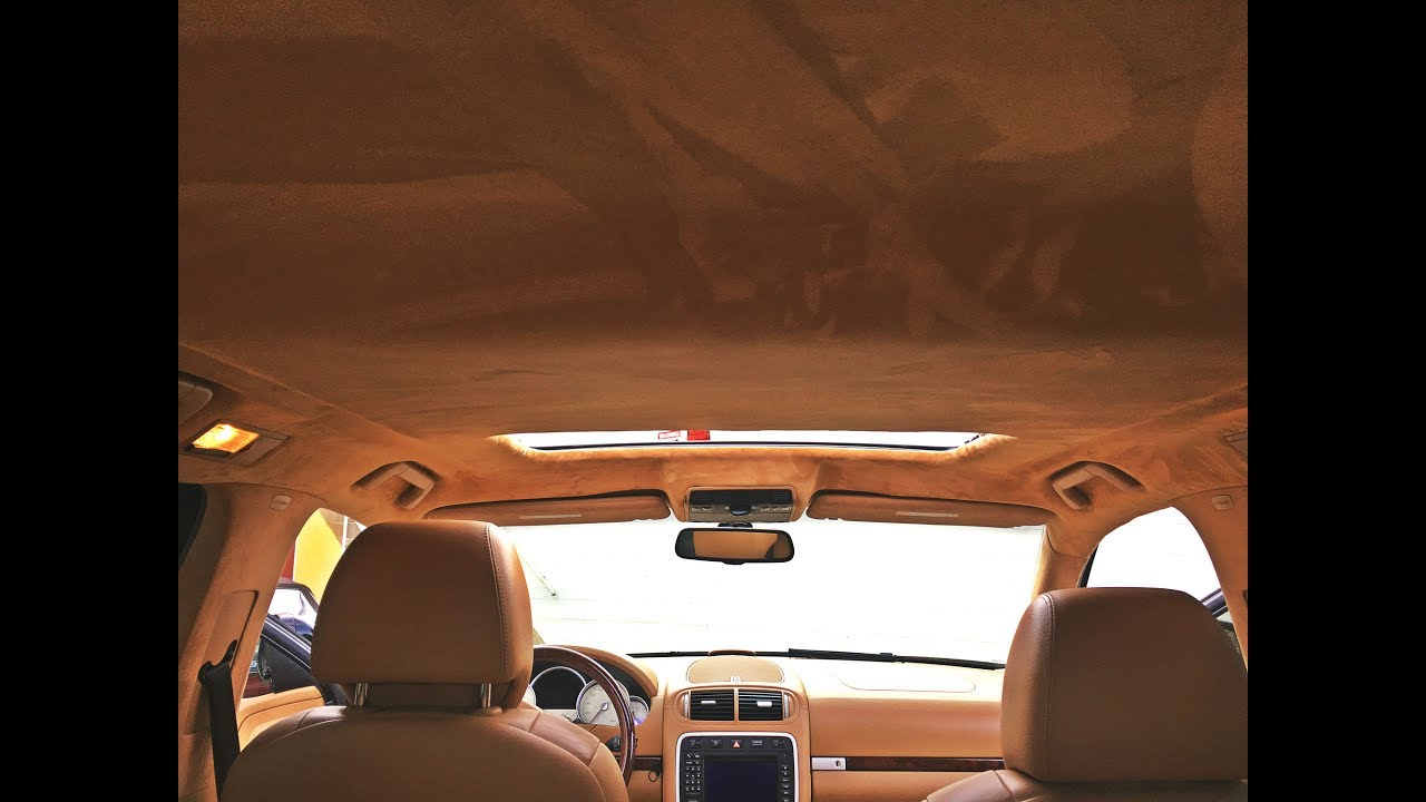 2006 porsche cayenne headliner replacement youtube 2006 porsche cayenne headliner replacement fandeluxe Image collections