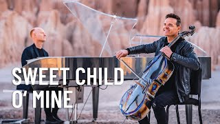 Sweet Child O' Mine - Guns N' Roses (Piano & Cello Cover) The Piano Guys