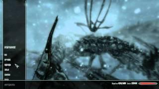 Skyrim убить 5 драконов за 5 секунд!?
