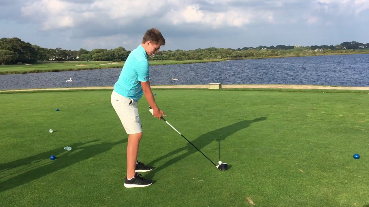 Finally Playing Maidstone West! Junior Golfer Course Vlog With Nate and  Turner