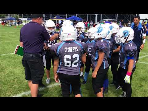 Des Plaines Jr Warriors - September 1 vs. Wildwood