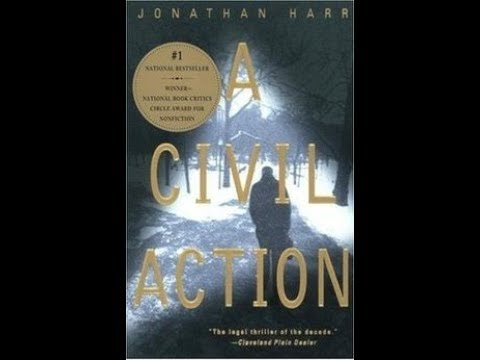 """Justin's Book Review - #149 """"A Civil Action"""" by Jonathan Harr"""