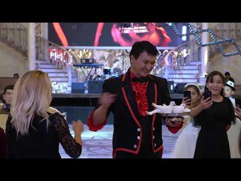 magicians  Republic of Kyrgyzstan   a restaurant magicians