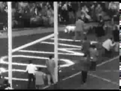 Football Bowl Games (1953)