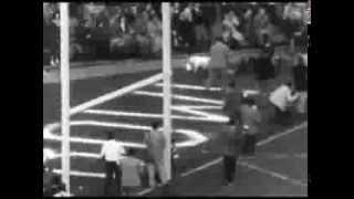 Football Bowl Games  1953
