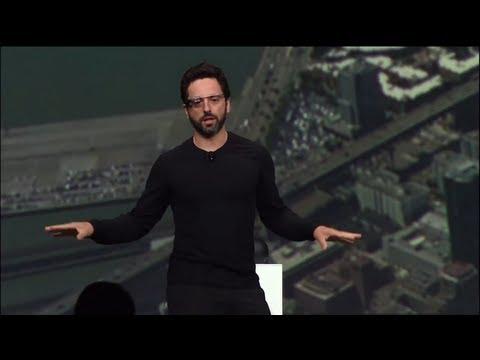Project Glass: Live Demo At Google I/O