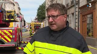 Incendie de Besançon : Pourquoi l'intervention des Pompiers est-elle technique ?