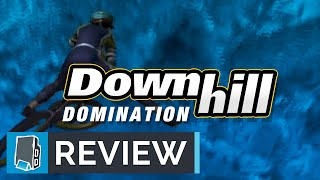 Downhill Domination Review - PS2 HD Emulation of the Classic Downhill MTB Game