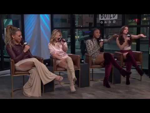 Fifth Harmony live on BUILD Series