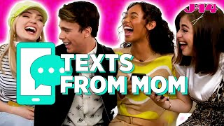 Zombies 2 Cast Reads Texts From Mom