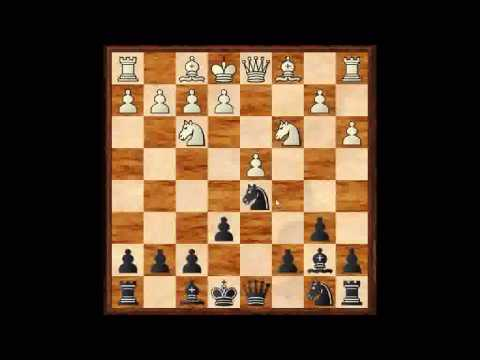 My Tournament Chess Games Analyzed: Queen's Indian Defense (part 1)