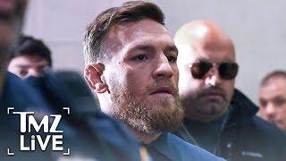 Conor McGregor Plea Deal? | TMZ Live