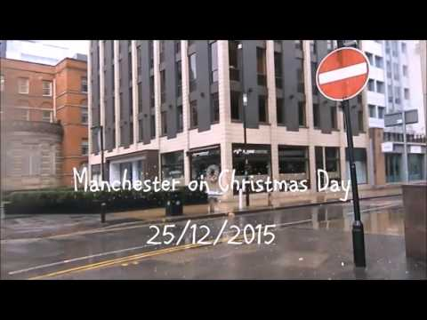 A Rapid view of Manchester during Christmas Day (25-12-2015)