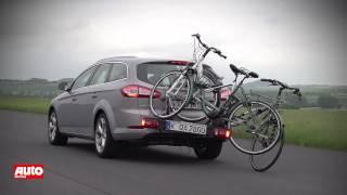 Fahrradträger-Test 2013: Sieben Modelle im Vergleich